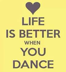 life is better dance