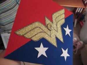 wonderwoman cap